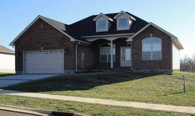 Vine Grove Single Family Home For Sale: 113 Piedmont Drive East