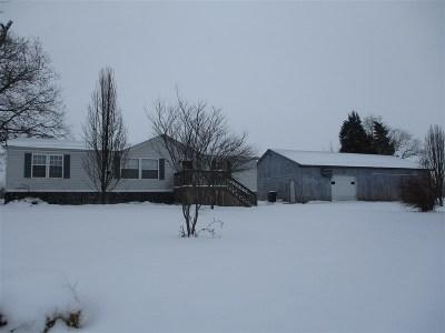 Elizabethtown Single Family Home For Sale: 1084 Mack Thomas Road
