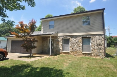 Radcliff KY Single Family Home For Sale: $115,000