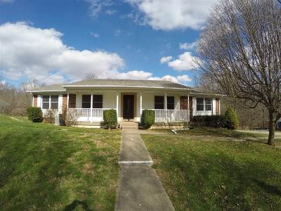 Meade County, Bullitt County, Hardin County Single Family Home For Sale: 606 Brown Street