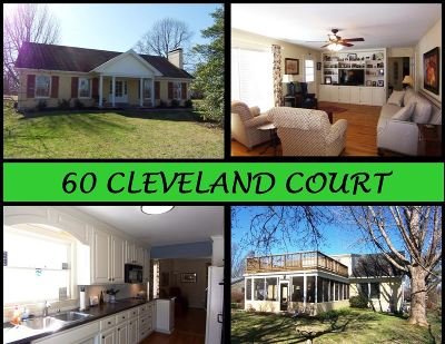 Bardstown Single Family Home For Sale: 60 Cleveland Court