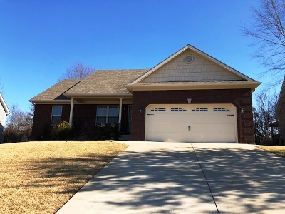 Bardstown Single Family Home For Sale: 103 N Parkside Drive