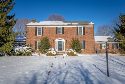 Glendale Single Family Home For Sale: 157 Star Mills Eastview Road