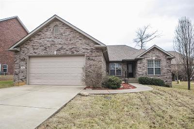 Elizabethtown KY Single Family Home For Sale: $269,900