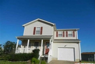 Elizabethtown KY Single Family Home For Sale: $165,000