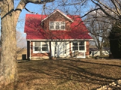 Buffalo Single Family Home For Sale: 592 Ferrill Hill Road