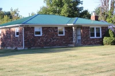 Bullitt County Single Family Home For Sale: 7735 Highway 44