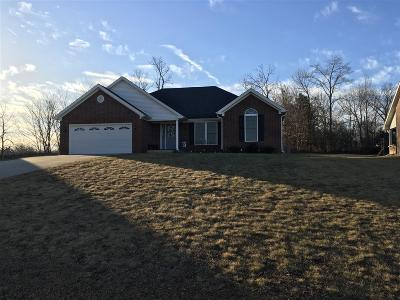 Brandenburg Single Family Home For Sale: 184 Summitt Drive