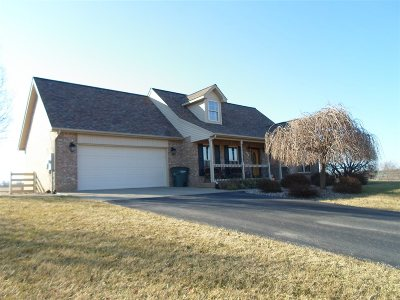 Rineyville Single Family Home For Sale: 459 Schlaefer Way