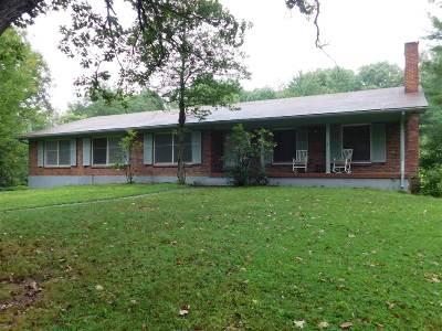 Brandenburg Single Family Home For Sale: 404 Moremen Road