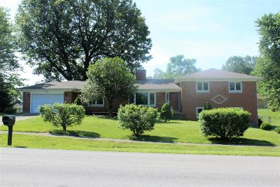 Radcliff  Single Family Home For Sale: 726 Seminole Road