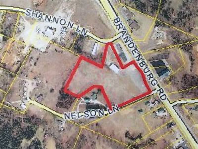 Brandenburg Commercial For Sale: 2045 Brandenburg Road