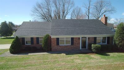 Radcliff KY Single Family Home For Sale: $205,000