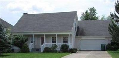 Elizabethtown KY Single Family Home For Sale: $179,900