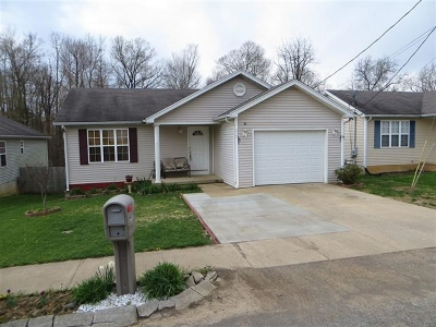 Radcliff KY Single Family Home For Sale: $129,950