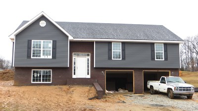Radcliff KY Single Family Home For Sale: $185,000