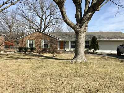 Elizabethtown KY Single Family Home For Sale: $189,000