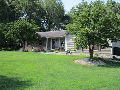 Meade County Single Family Home For Sale: 1040 Quail Run Road