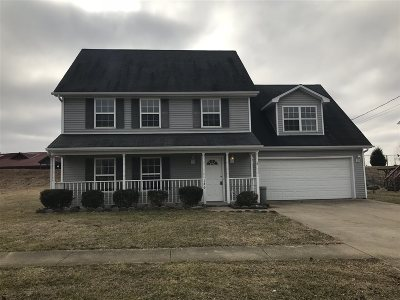 Radcliff KY Single Family Home For Sale: $164,999