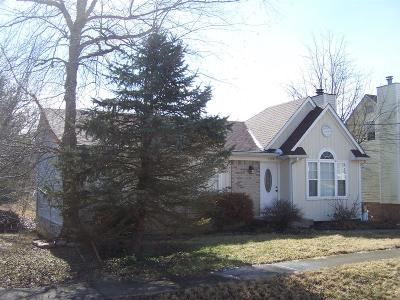 Elizabethtown KY Single Family Home For Sale: $164,500