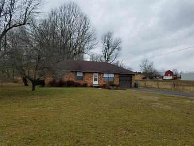 Elizabethtown KY Single Family Home For Sale: $145,000
