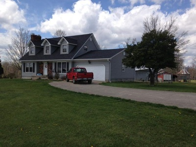 Breckinridge County Single Family Home For Sale: 4321 High Plains Road