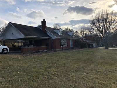 Brandenburg Single Family Home For Sale: 667 Hillcrest Drive