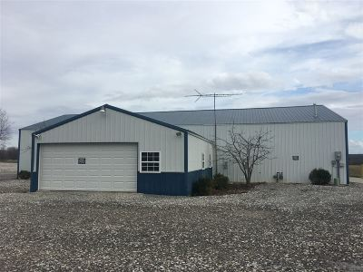 Elizabethtown Commercial For Sale: 282 Bacon Creek Road