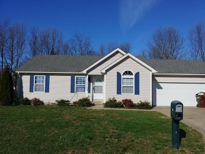 Hodgenville Single Family Home For Sale: 207 Plumpurdy Drive