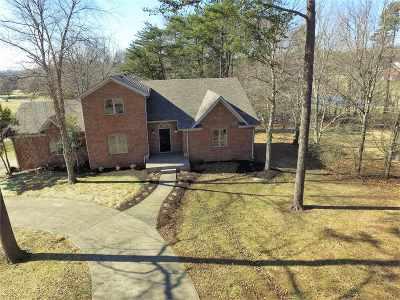 Meade County, Bullitt County, Hardin County Single Family Home For Sale: 80 Woodsbend Drive