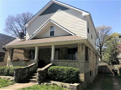 Louisville Single Family Home For Sale: 418 Wallace Avenue