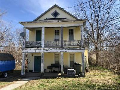 Vine Grove Single Family Home For Sale: 312 High Street