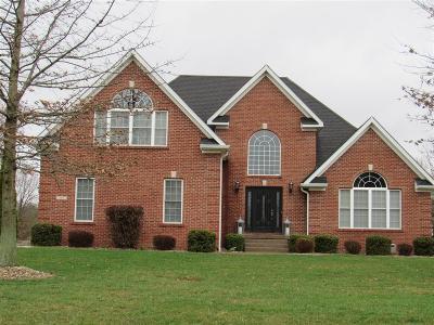 Meade County, Bullitt County, Hardin County Single Family Home For Sale: 507 Deer Run Way