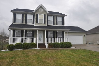 Elizabethtown Single Family Home For Sale: 633 Wind Brook Drive