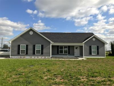 Meade County, Bullitt County, Hardin County Single Family Home For Sale: 267 Harness Court