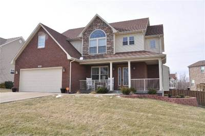 Meade County, Bullitt County, Hardin County Single Family Home For Sale: 104 Sugar Hill Court