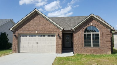 Meade County, Bullitt County, Hardin County Single Family Home For Sale: 164 Meadowcrest Drive