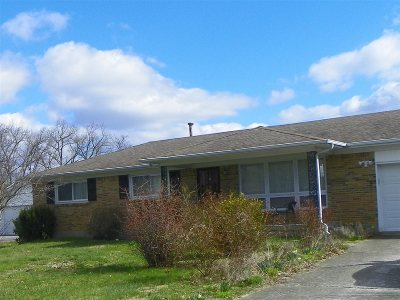 Meade County, Bullitt County, Hardin County Single Family Home For Sale: 602 S Woodland Drive