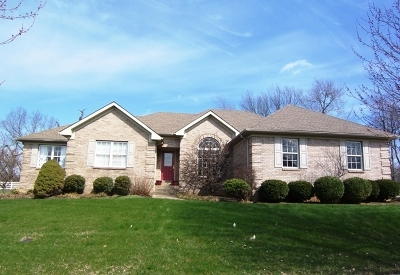 Bardstown Single Family Home For Sale: 118 Cambron Drive
