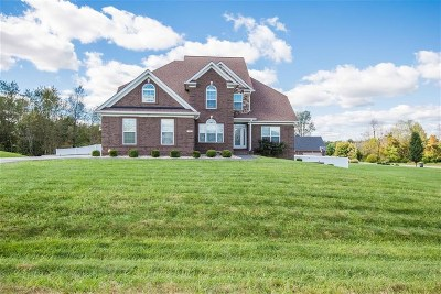 Meade County, Bullitt County, Hardin County Single Family Home For Sale: 36 Saddle Brook Drive
