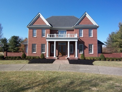 Bardstown Single Family Home For Sale: 102 Maywood Avenue