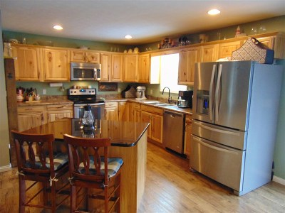 Hart County Single Family Home For Sale: 1124 Camp Ground Road