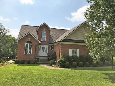 Bardstown Single Family Home For Sale: 105 Froman Creek Court
