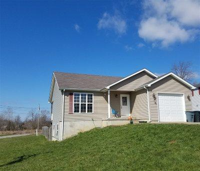 Vine Grove Single Family Home For Sale: 139 Creekvale Drive