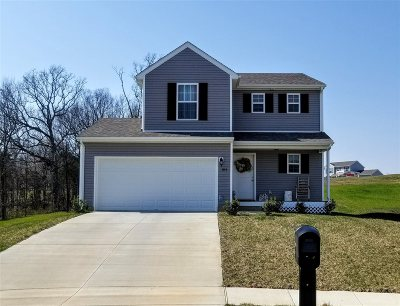 Meade County, Bullitt County, Hardin County Single Family Home For Sale: 104 Dewberry Court