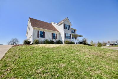 Meade County, Bullitt County, Hardin County Single Family Home For Sale: 401 Majestic Way