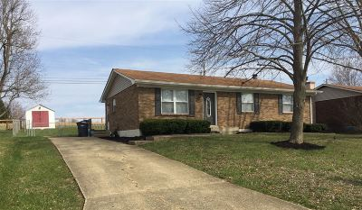 Elizabethtown Single Family Home For Sale: 348 Madison Drive