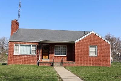 Hardinsburg Single Family Home For Sale: 215 W Second Street