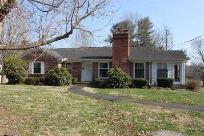 Meade County, Bullitt County, Hardin County Single Family Home For Sale: 613 Montgomery Avenue