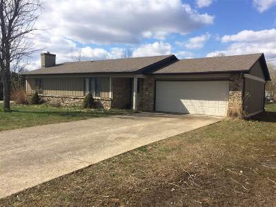 Radcliff KY Single Family Home For Sale: $168,500